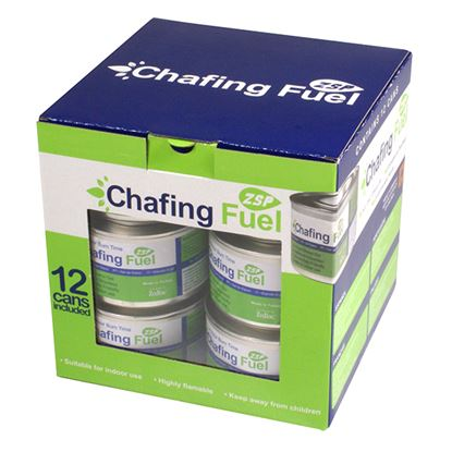 Picture of CHAFER GEL ETHANOL FUEL 3.5 HOUR (PK OF 12)