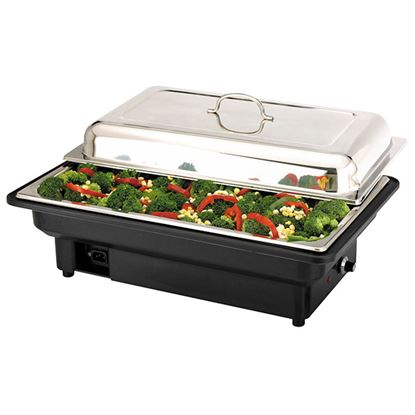 Picture of SUNNEX ELECTRIC CHAFER FULL SIZE 1/1 PAN 8.5L