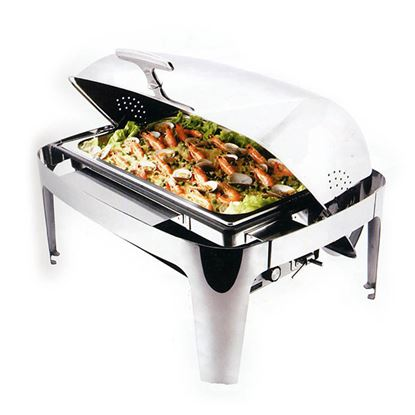 Picture of SUNNEX ELECTR ROLL TOP CHAFER 1/1 PAN 13.5LTR