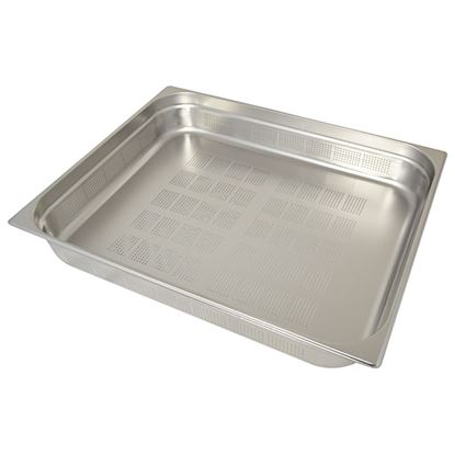 Picture of GASTRONORM  2/1  100MM / 34.5LTR- PERFORATED