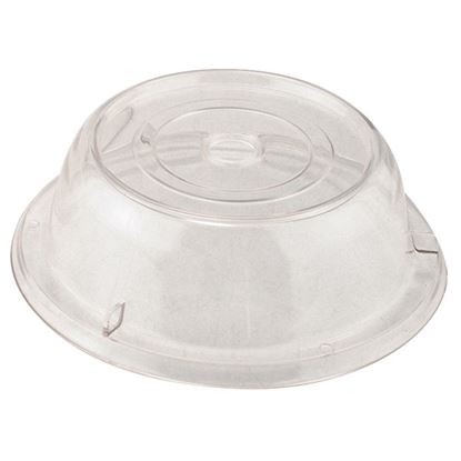 """Picture of POLYCARBONATE PLATE COVER 9""""/ 24cm ROUND"""