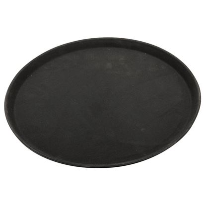"""Picture of POLYPROPYLENE ROUND TRAY  40.5 CM / 16"""""""