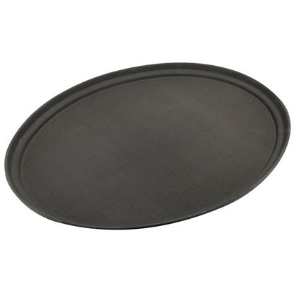"""Picture of POLYPROPYLENE OVAL TRAY 68.5 CM / 27"""""""