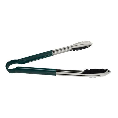 """Picture of UTILITY TONG 12"""" GREEN"""