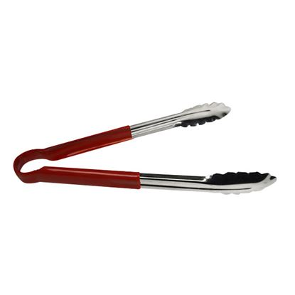 """Picture of UTILITY TONG 12"""" RED"""