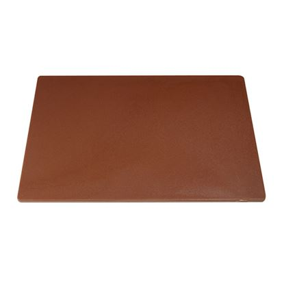 """Picture of CHOPPING BOARD 18"""" X 12"""" X 0.5"""" BROWN"""