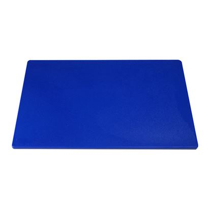 """Picture of CHOPPING BOARD 18"""" X 12"""" X 0.5"""" BLUE"""