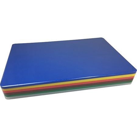 """Picture of 6 COLOUR BOARDS SHRINK-WRAPPED 18""""x12""""x0.5""""/45x30x1cm"""