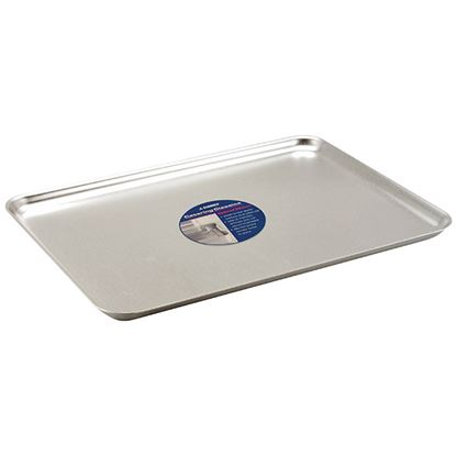 """Picture of BAKING TRAY 24"""" x 18"""" x 1""""   25 MM DEEP"""