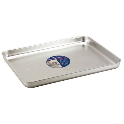 """Picture of BAKEWELL PAN 18"""" x 14"""" x 1.5""""  5 LTR"""