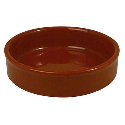 Picture of RUSTIC 'TAPAS STYLE' RND STACKING DISH 13.5cm