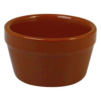 Picture of RUSTIC 'TAPAS STYLE' STACKING RAMEKIN 7.5cm