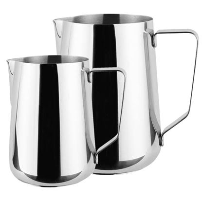 Picture of STAINLESS STEEL LATTE JUG 600ML