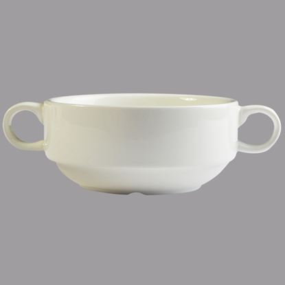 Picture of ORION HANDLED SOUP BOWL 260ML