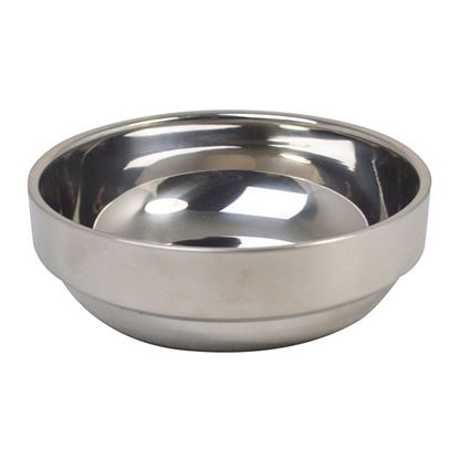 Picture of SS DOUBLE WALLED BOWL- 14CM 14OZ 400ML