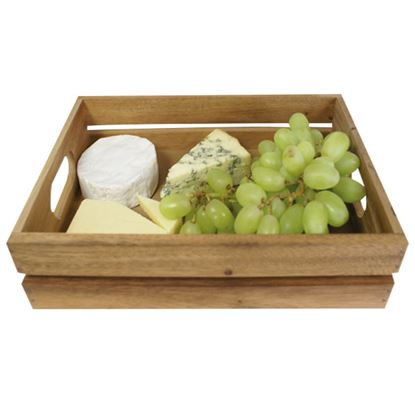 Picture of MINI WOODEN PRESENTATION CRATE