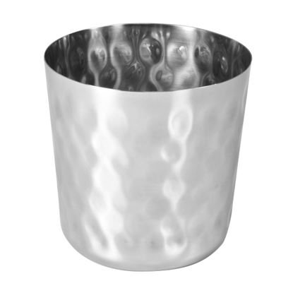Picture of LARGE PRESENTATION CUP 8.5CM - HAMMERED