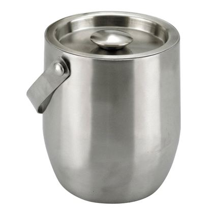 Picture of ICE BUCKET DOUBLE WALLED STAINLESS STEEL