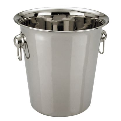 Picture of CHAMPAGNE BUCKET STAINLESS STEEL 5 LTR