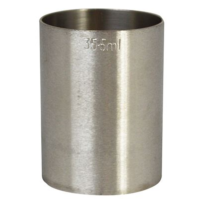 Picture of STAINLESS STEEL SPIRIT MEASURE 35.5ML  (3188SV)