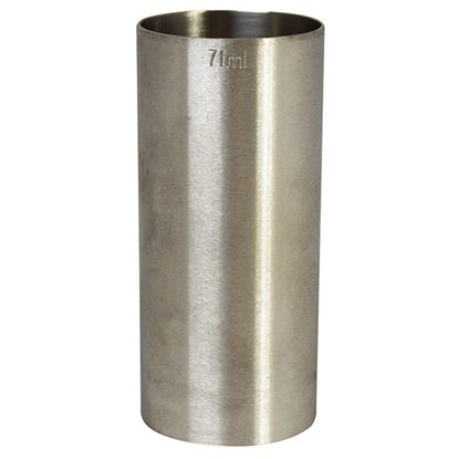 Picture of STAINLESS STEEL SPIRIT MEASURE 71 ML ( 3174sv)