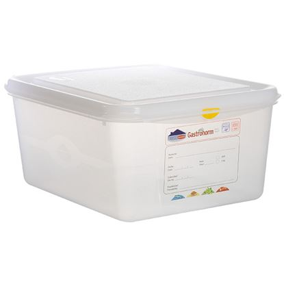 Picture of PRO COLOUR CODED CONTAINER 1/2 10LTR
