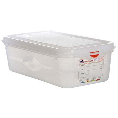 Picture of PRO COLOUR CODED CONTAINER 1/3 4LTR