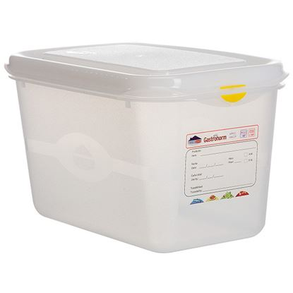 Picture of PRO COLOUR CODED CONTAINER 1/4 4.3LTR