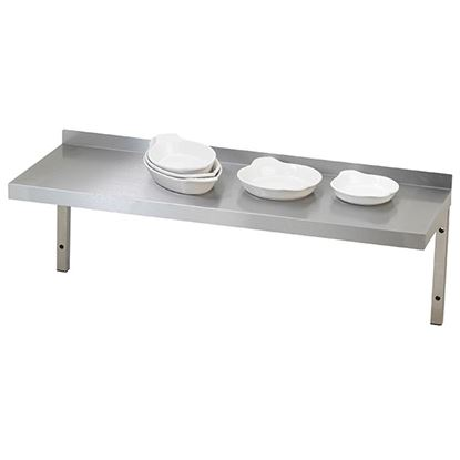 Picture of SHELVING STAINLESS STEEL 1200 X 300 MM