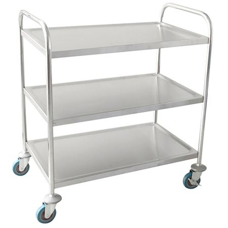 Picture of CATERING TROLLEY 3 TIER 860X540X940mm