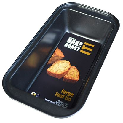 Picture of NON STICK LARGE LOAF TIN (2LB) 25.5X13cm