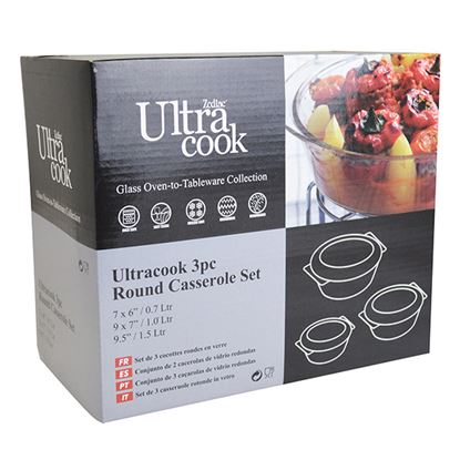 Picture of ULTRACOOK 3PC VALUE PACK (RND CASS SET)