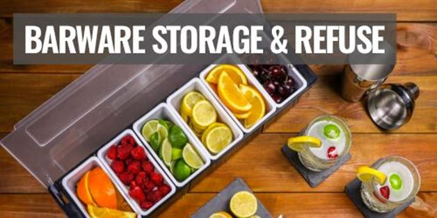 Picture for category Barware Storage & Refuse