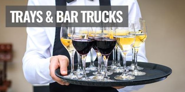 Picture for category Trays & Bar Trucks
