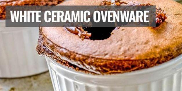Picture for category White Ceramic & Ovenware