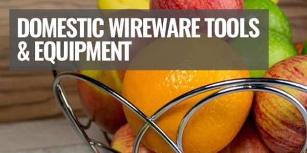 Picture for category Domestic Wireware Tools & Equipment