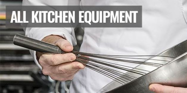 Picture for category All Kitchen Equipment