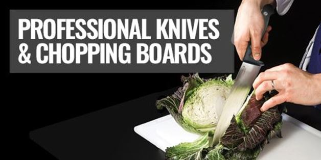 Picture for category Professional Knives and Boards
