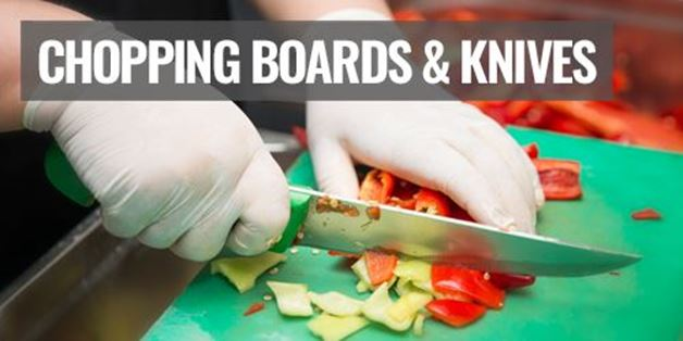 Picture for category Chopping Boards & Knives