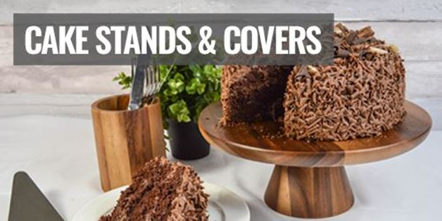 Picture for category Cake Stands & Covers