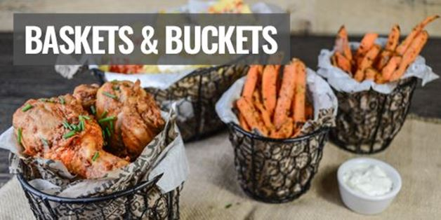 Picture for category Baskets & Buckets