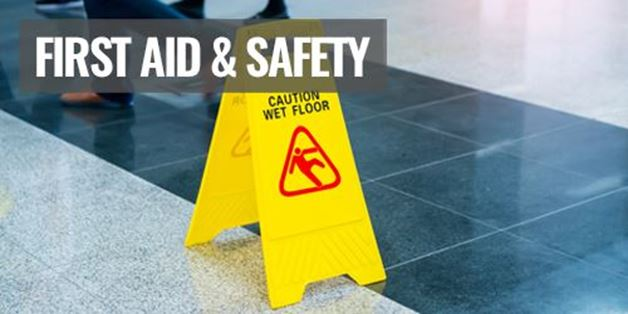 Picture for category First Aid & Safety