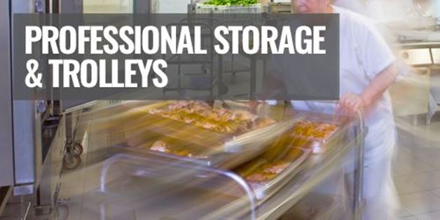 Picture for category Professional Storage & Trolleys