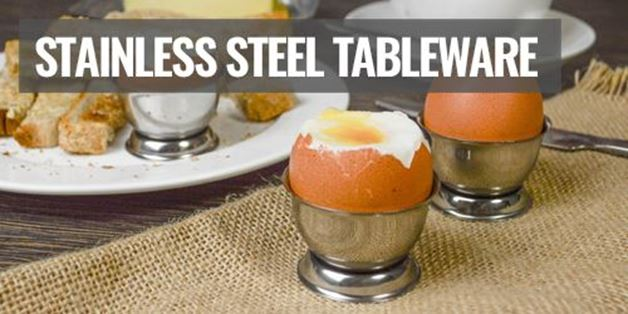Picture for category Stainless Steel Tableware