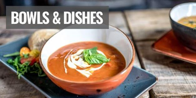 Picture for category Bowls & Dishes