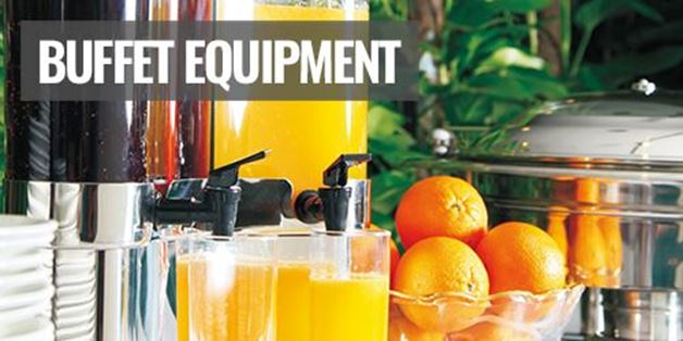 Picture for category Buffet Equipment