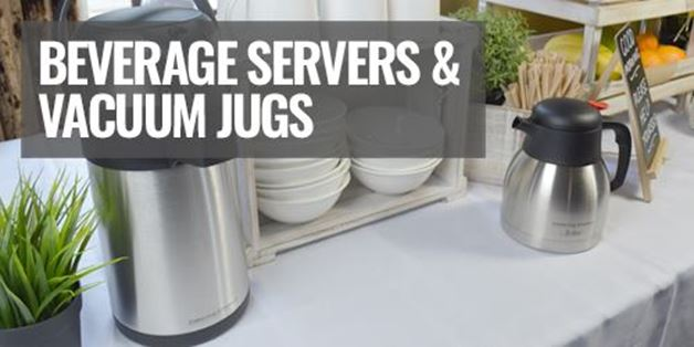 Picture for category Beverage Servers & Vacuum Jugs