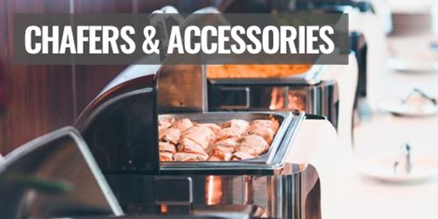 Picture for category Chafers & Accessories