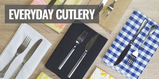 Picture for category Everyday Cutlery