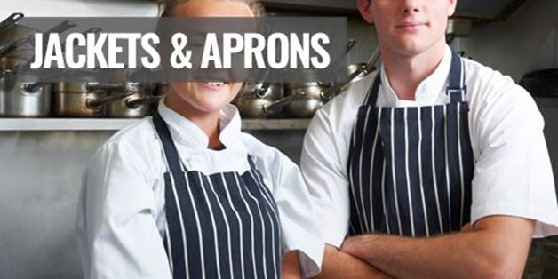 Picture for category Jackets & Aprons